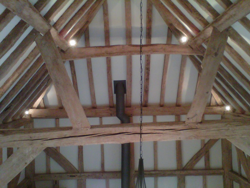 Barn Lighting Installation Chichester 3
