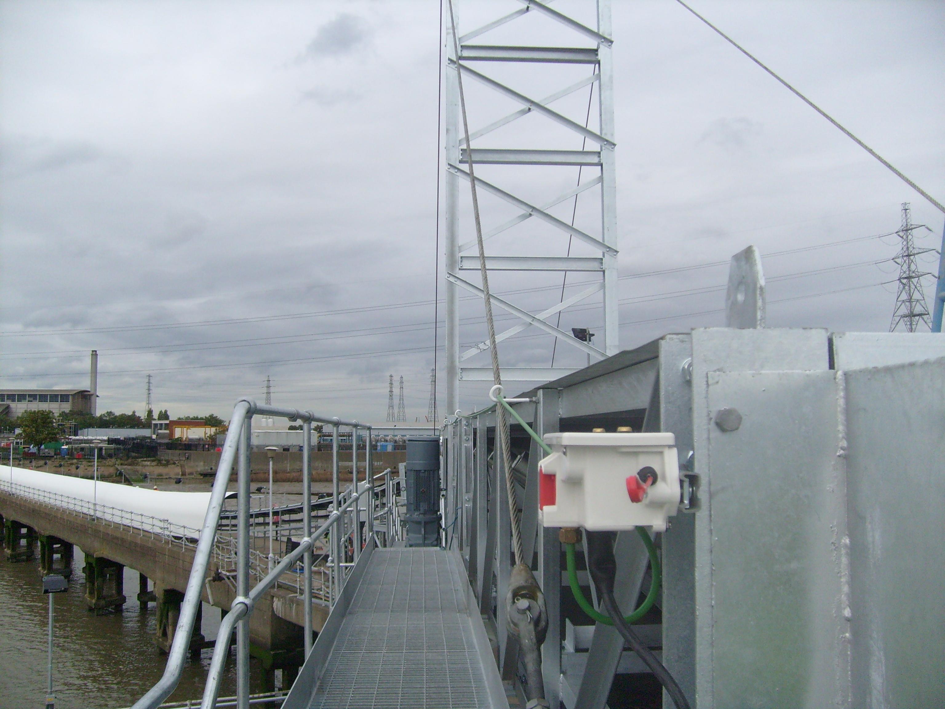 Conveyor Installation Betchworth 15