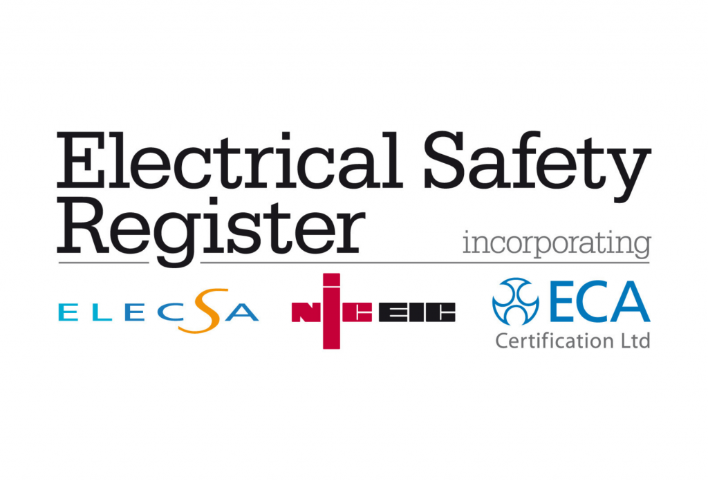 Electrical Safety Register logo