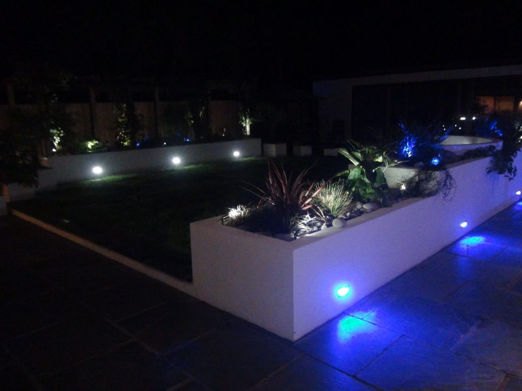 Garden Lighting West Sussex